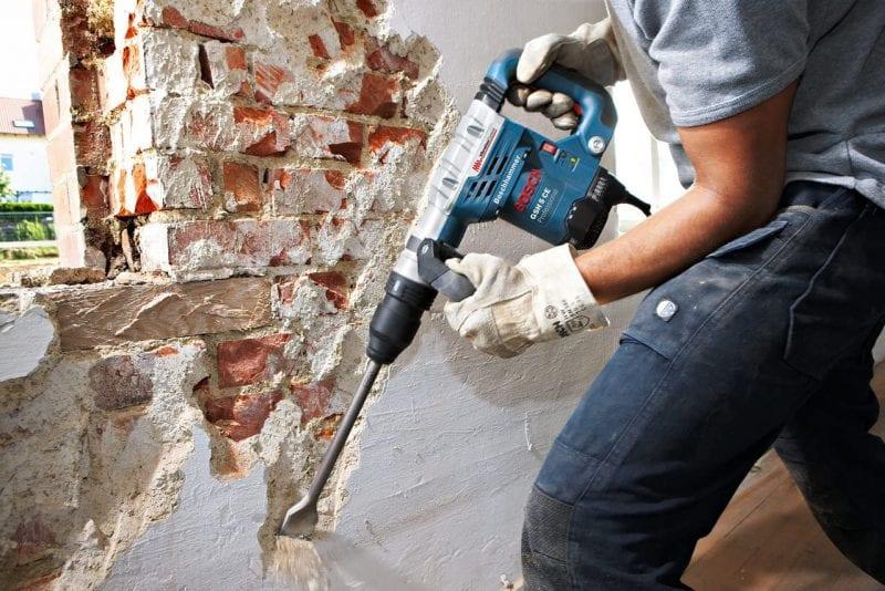 Martillo demoledor Bosch Professional GSH 5 precio